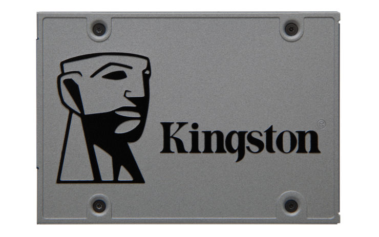 Kingston Digital Introduces New UV500 Family of SSDs