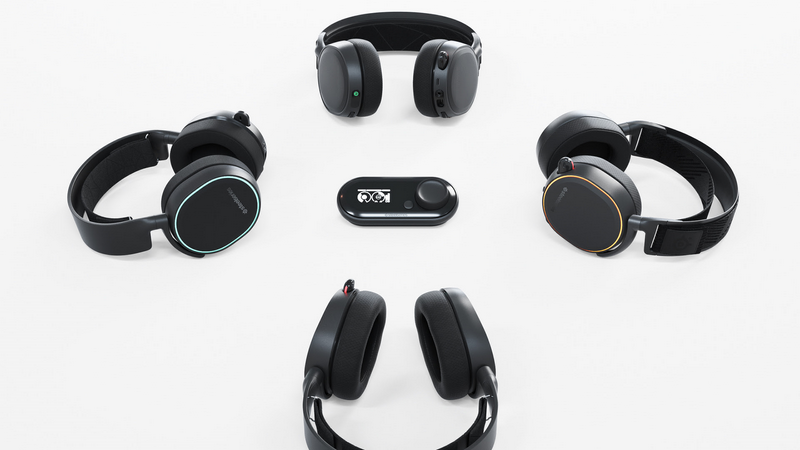 SteelSeries announces updated Arctis Line and the Availability of Standalone GameDAC