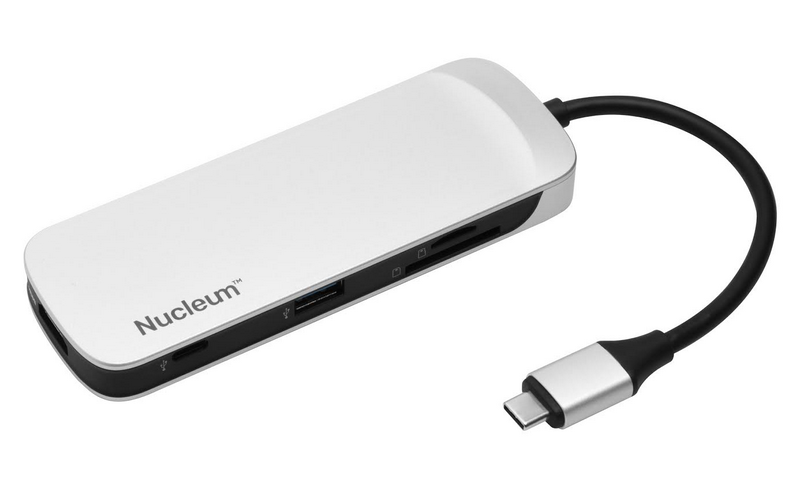 CES 2018: Kingston Digital Releases 7-in-1 USB Type C Hub