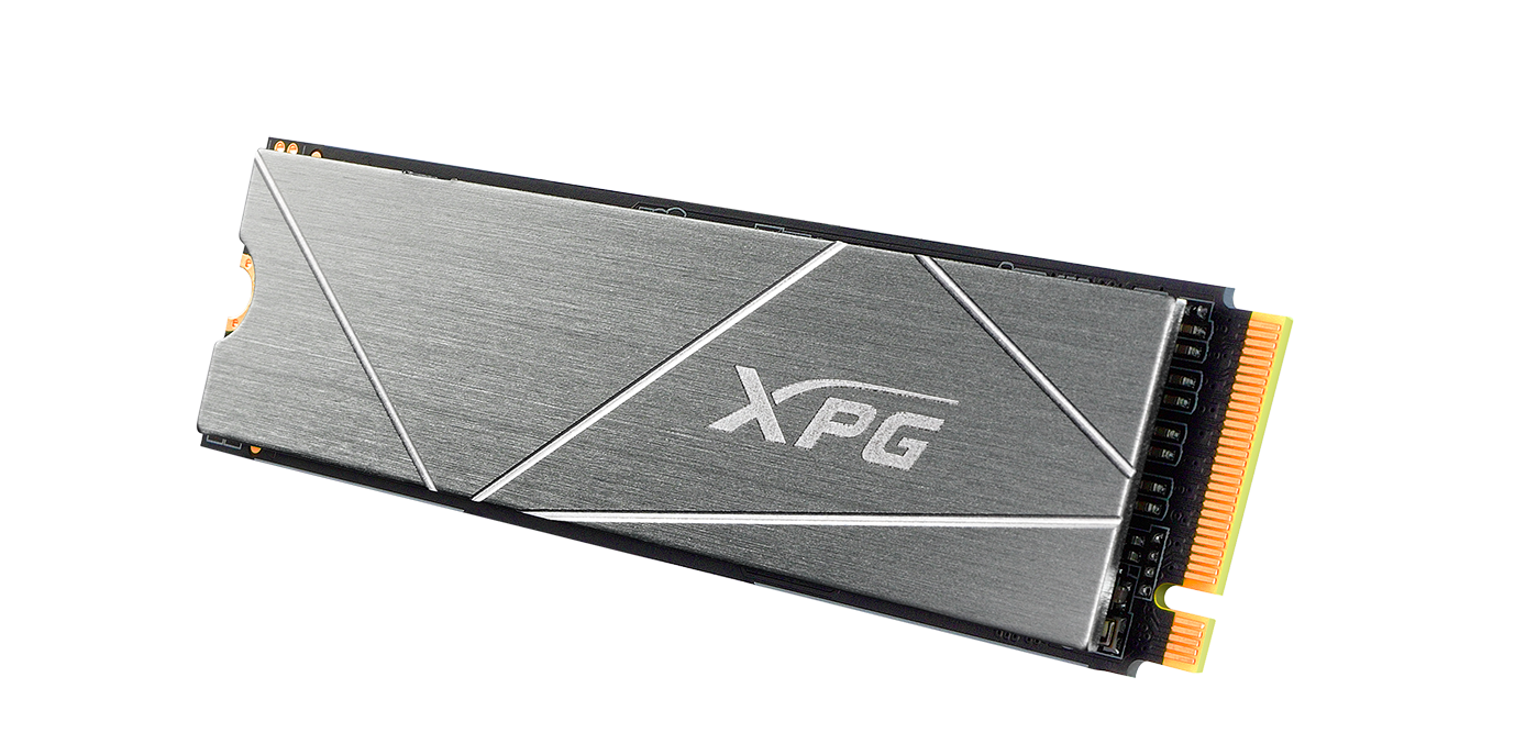 XPG Launches GAMMIX S50 Lite PCIe Gen4 M.2 2280 Solid State Drive