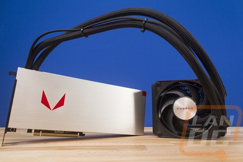 AMD RX Vega 64 Liquid Cooled