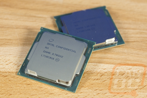 Intel 8th Gen Core CPUs – Coffee Lake